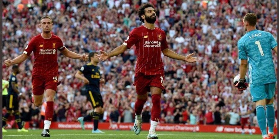 Ditendang dari Liga Champions, Liverpool Untung Rp 1 Triliun