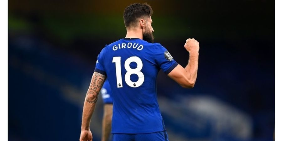Olivier Giroud Ucapkan Terima Kasih kepada Tottenham Hotspur