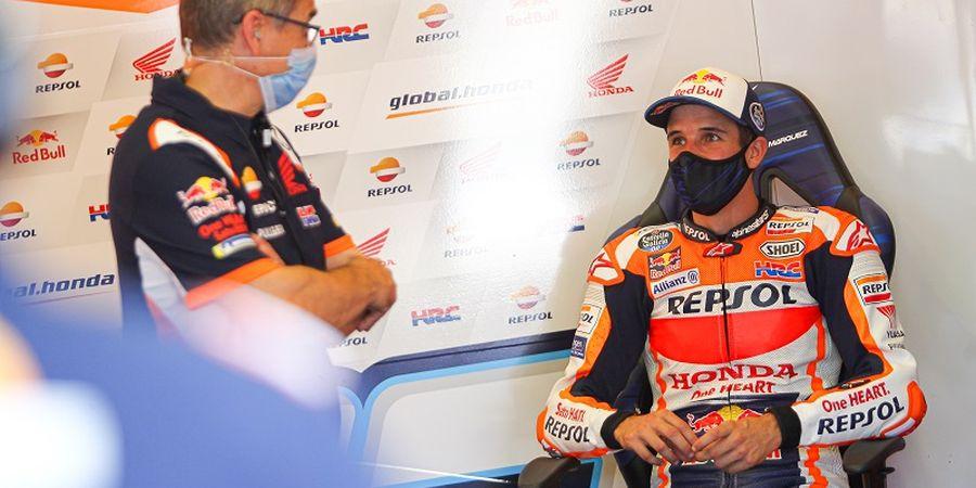 Jadwal MotoGP Republik Ceska 2020 - Marc Marquez Beri Kabar Terkini Terkait Cederanya