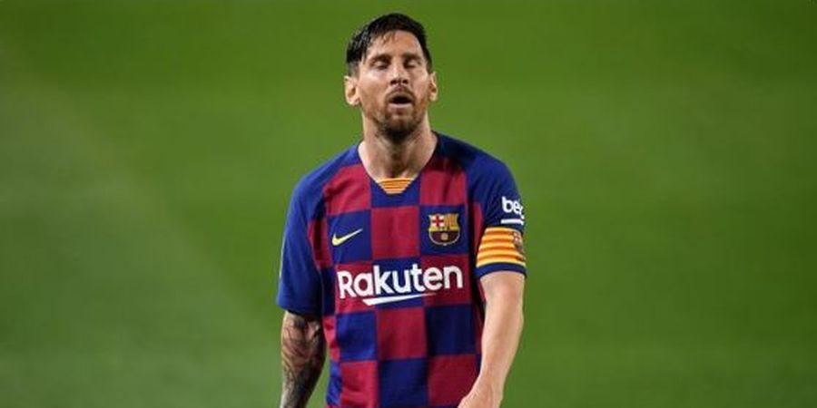 Gagal di Liga Spanyol, Lionel Messi Akui Barcelona juga Terancam Tumbang di Liga Champions