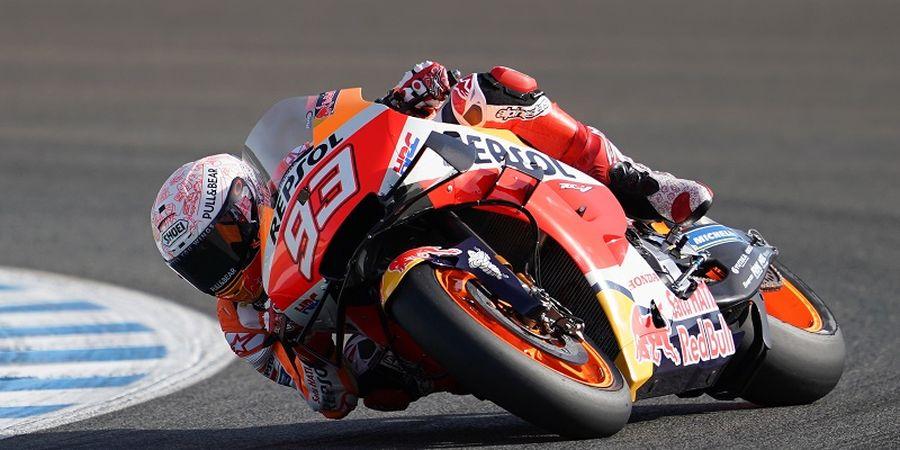 Bos Repsol Honda Ungkap Penyebab Marc Marquez Cedera Lagi, Jendela Jadi Biang Keladi