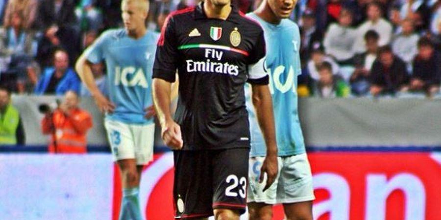Gelandang Persib Kenang Laga Lawan AC Milan, Ada Ibrahimovic, Gattuso, hingga Cassano