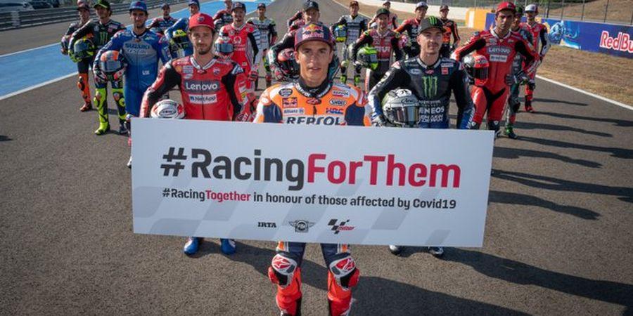 MotoGP Jerez 2020 - Rossi dan Marc Marquez Gagal Finis! Quartararo Juara