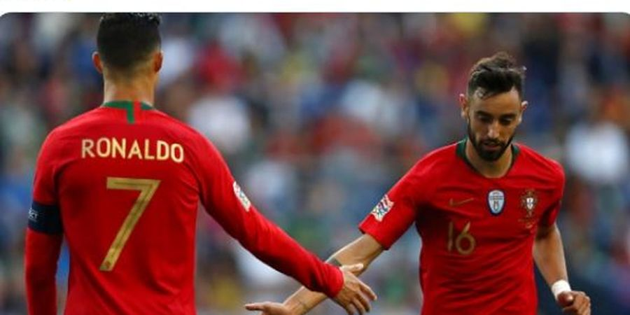 Bruno Fernandes: Cristiano Ronaldo Selalu Bertanya kepada Saya soal Manchester United