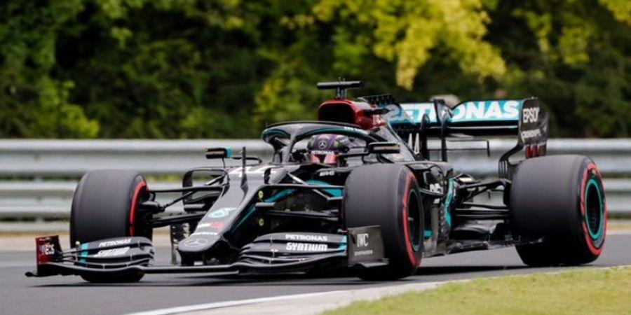 Hasil Kualifikasi F1 GP Hungaria 2020 - Terlalu Kuat, Mercedes Kuasai Posisi Terdepan