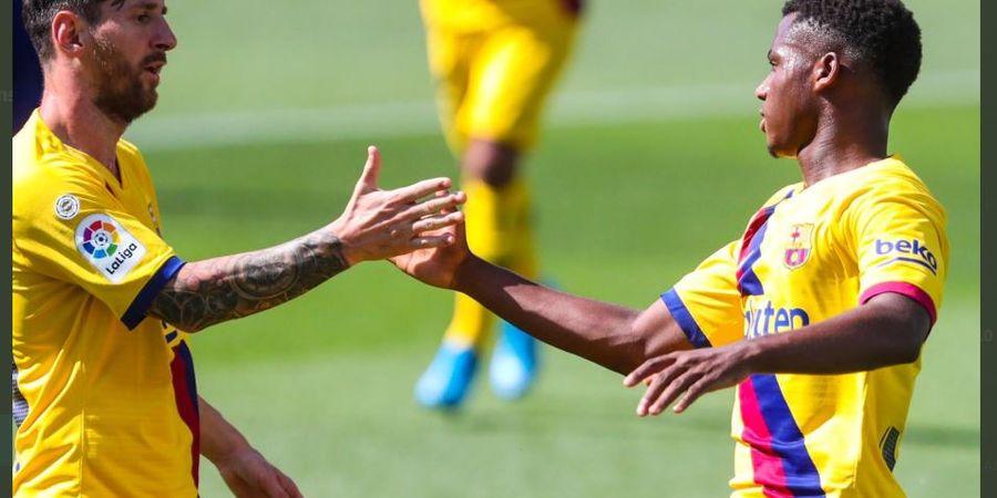 Komentar Ronald Koeman buat Suksesor Lionel Messi: Kurang Konsentrasi!