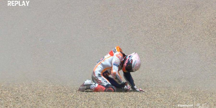 Termasuk Marc Marquez, Inilah 3 Pembalap yang Jadi Tumbal MotoGP Spanyol 2020