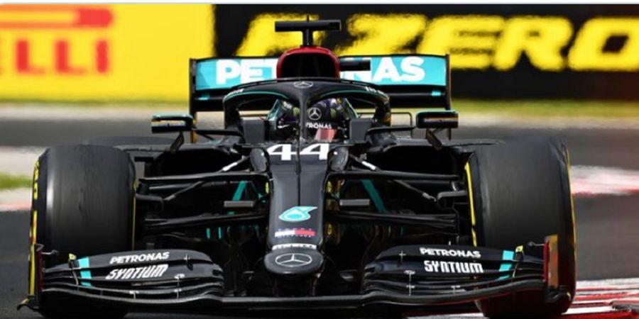 Lewat Performa Ciamik, Lewis Hamilton Menangi F1 GP Inggris