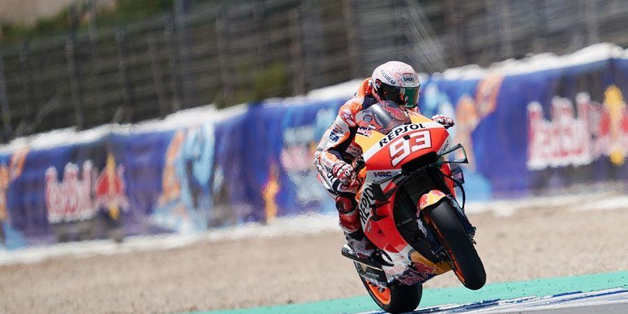 Hal Ini yang Buat Marc Marquez Pasti Menang andai Tak Jatuh di Seri Pembuka MotoGP 2020