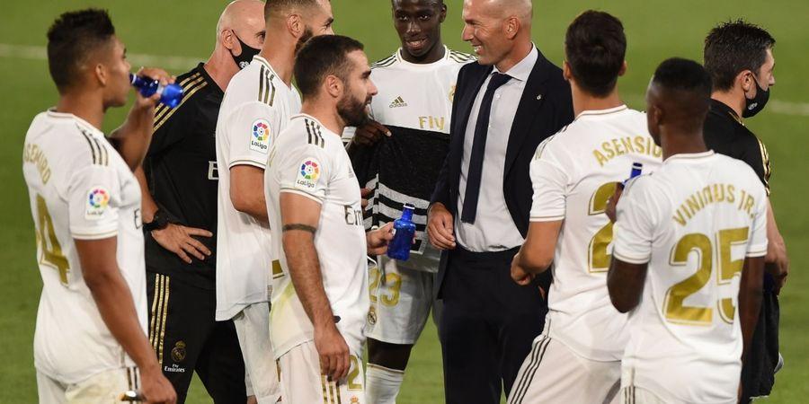 Man City Vs Real Madrid - Los Blancos Bisa Balikkan Keadaan asal..