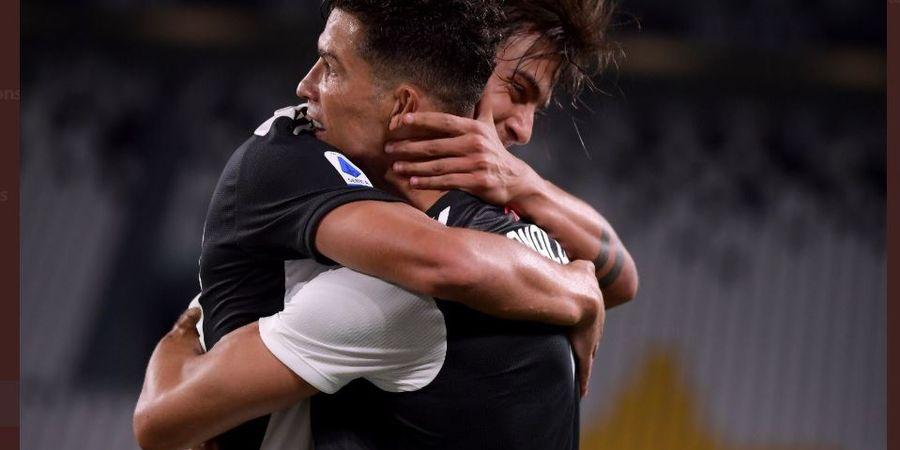 Penalti Ronaldo Sudah Melebihi Total Gol Dybala dan Top Scorer AC Milan