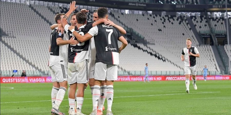 Starting XI Udinese Vs Juventus - Jika Menang, Si Nyonya Tua Juara Serie A 2019-2020