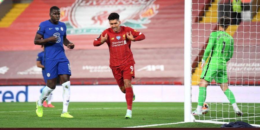 Hasil Liverpool Vs Chelsea - Banjir 8 Gol di Malam Seremoni Juara The Reds