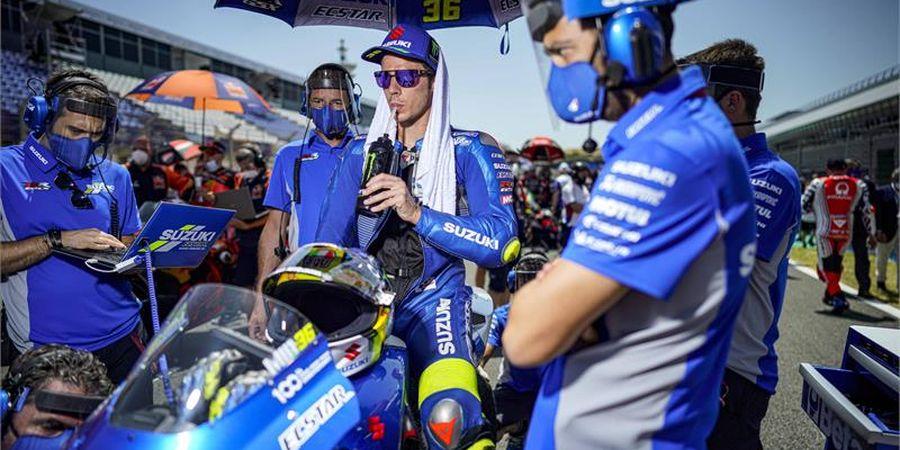Jadwal MotoGP 2020 di Sirkuit Brno - Pebalapnya Tak Maksimal, Suzuki Kena Masalah