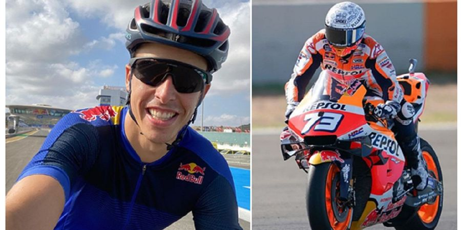 Streaming MotoGP Andalusia 2020 - Komentar Tegas Alex soal Marc Marquez, Sindir Senior