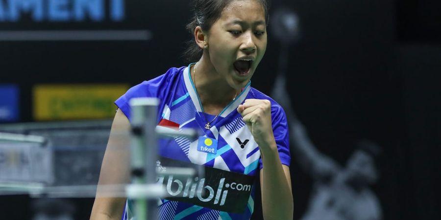 Hasil Semifinal PBSI Home Tournament - Putri KW Sukses Tembus Final