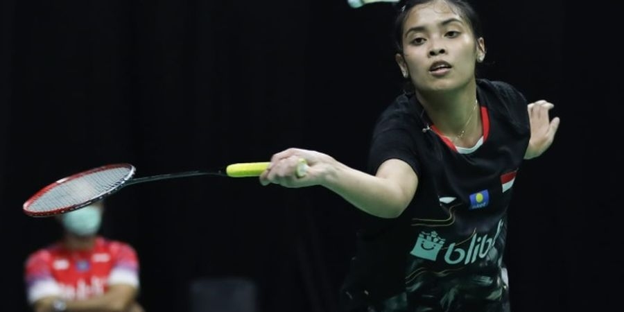 Hasil Final PBSI Home Tournament - Gregoria Juara Usai Kalahkan Putri KW