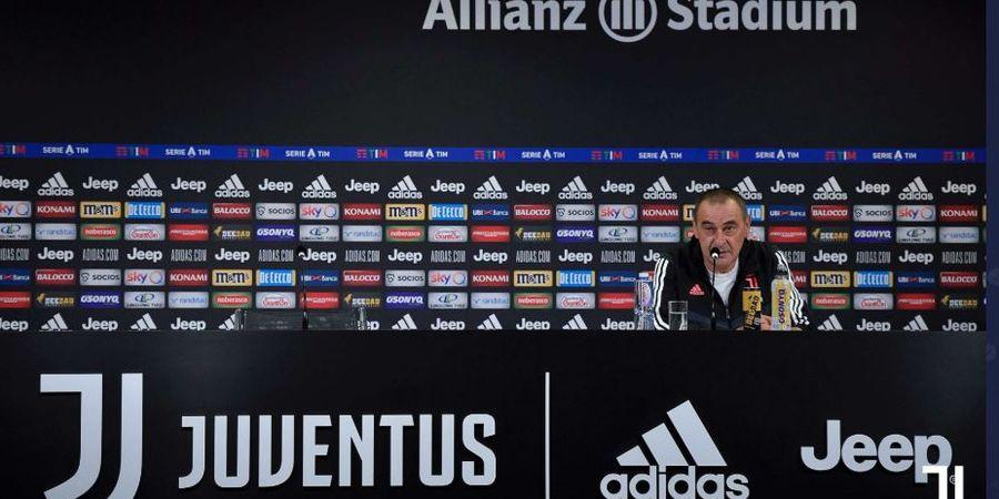 Juventus Gagal Juara Pekan Ini, Sarri Out Berkumandang di Medsos