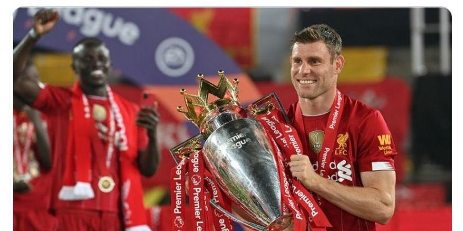 James Milner Ingatkan Liverpool agar Tidak Kehilangan Fokus