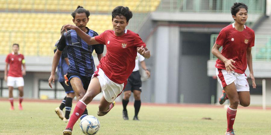 Tim U-16 Persib Bersiap jadi Lawan Timnas U-16 Indonesia, Ini Kata Sang Pelatih