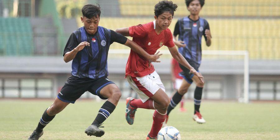 Timnas U-16 Indonesia Bakal Kembali Gelar Uji Coba pada 28 Juli Mendatang