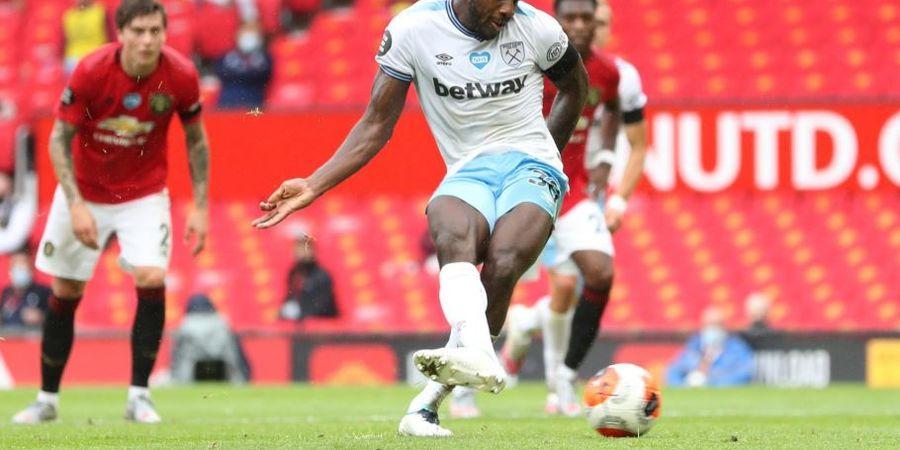 Handball Paul Pogba Bikin Penyerang West Ham United Ketiban Rezeki Rp4,7 Miliar
