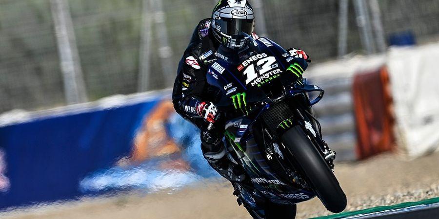 Maverick Vinales Sudah Menyerah Berebut Gelar di MotoGP 2020?