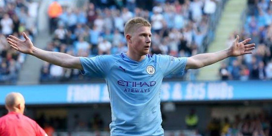 Man City Kalah, Kevin De Bruyne Sebut Aturan Handsball Tak Konsisten