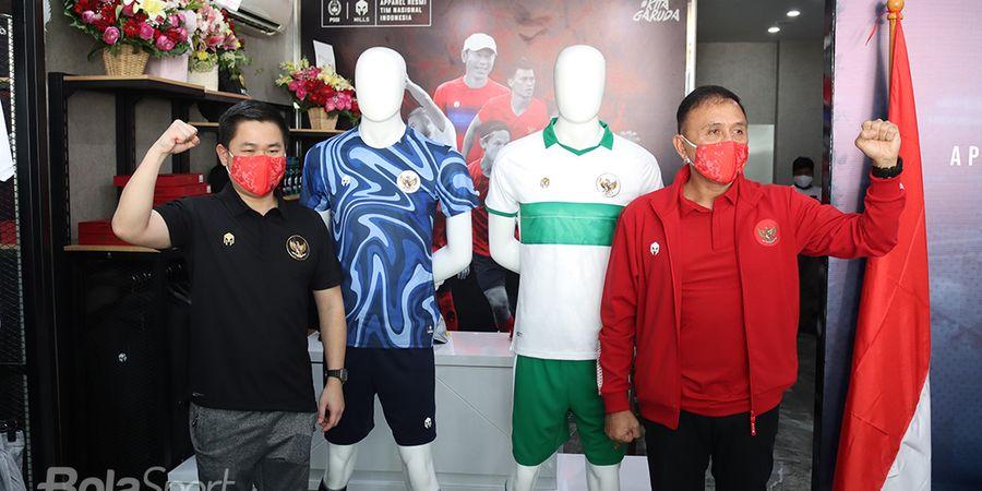 Klub Liga Inggris dari Liverpool Ini Resmi Akan Pakai Apparel-nya Timnas Indonesia untuk Musim 2021-2022