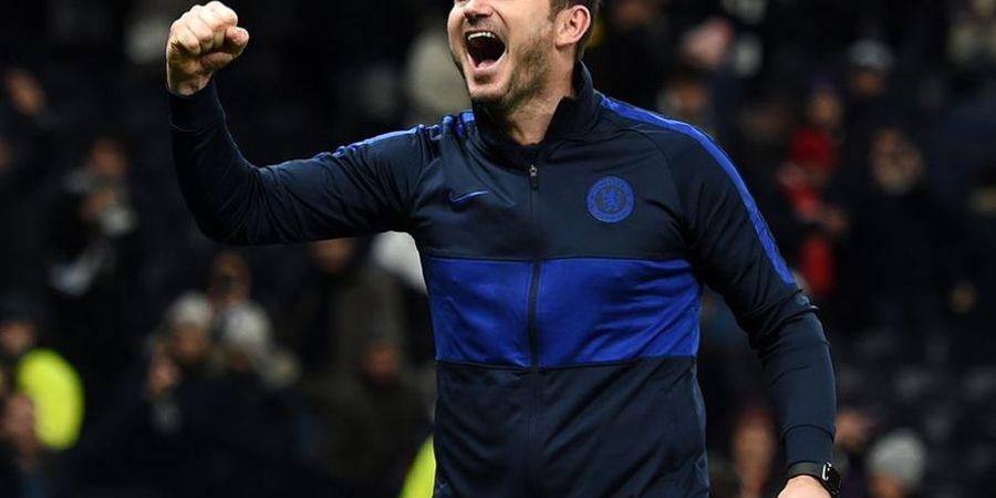 Dipandang Pendiam, Eks Persib Bandung Tak Sangka Frank Lampard Berkarier Jadi Pelatih