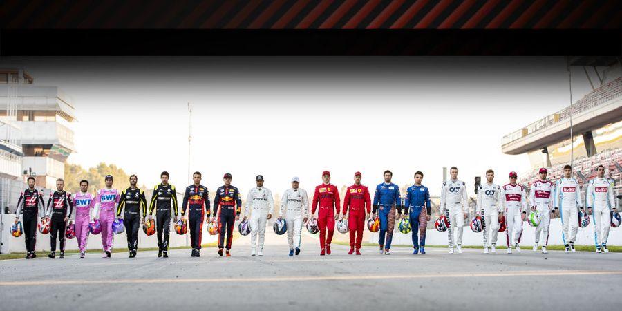Klasemen Akhir Formula 1 2020 - Daftar Juara Dunia Konstruktur hingga Pembalap Tercepat