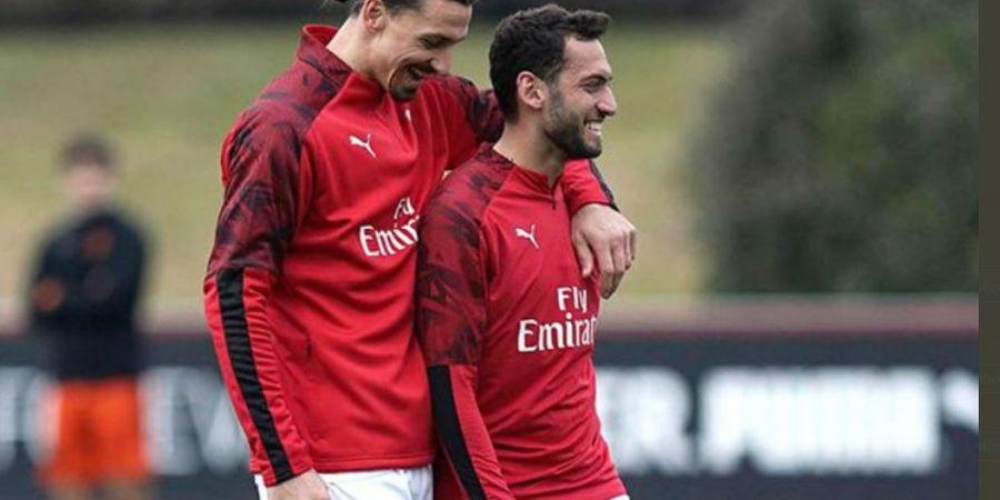 Starting XI Sampdoria Vs AC Milan - Rossoneri Andalkan Duet Calhamovic Sejak Awal