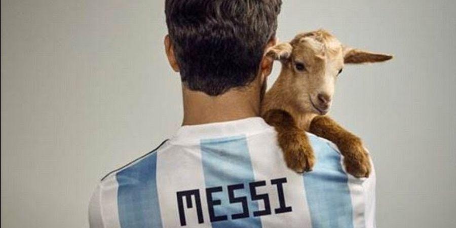 Lionel Messi Bisa Qurban Berapa Ekor Kambing dalam Satu Menit?
