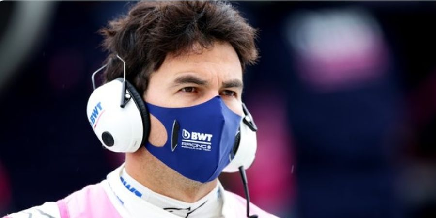 Update Daftar Pembalap F1 2021 - Sergio Perez 'Kudeta' Alexander Albon