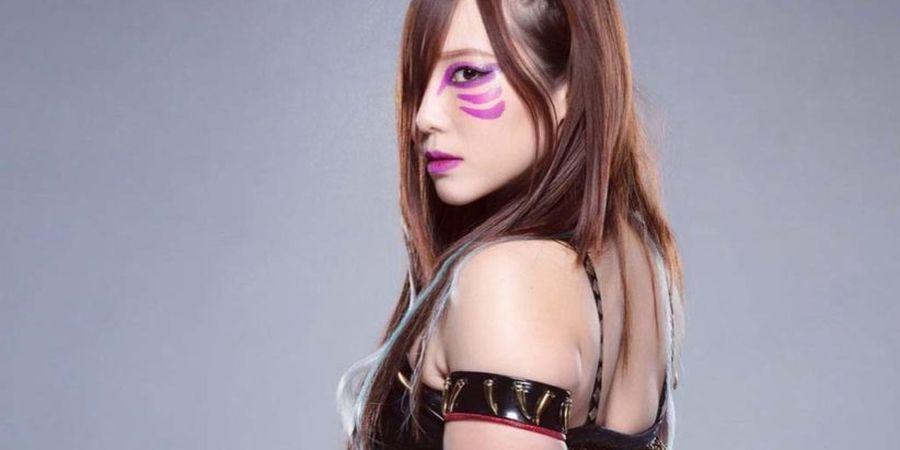 Tinggalkan WWE, Kairi Sane Dapat Ucapan dari Beberapa Pegulat Jepang