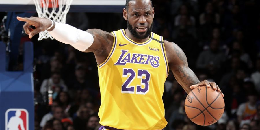 NBA Finals 2020 - LeBron James: Lakers dan Heat Sama-sama Ngotot