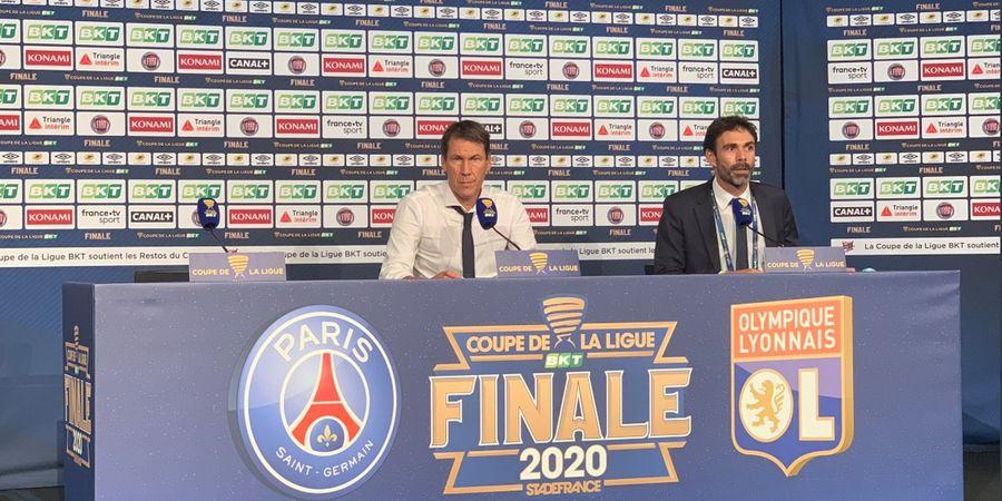 Lyon Kalah di Final Piala Liga Prancis, Bahaya buat Juventus