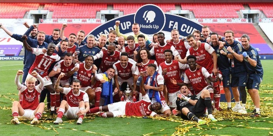 Arsenal, Napoli, dan Arief Natakusumah
