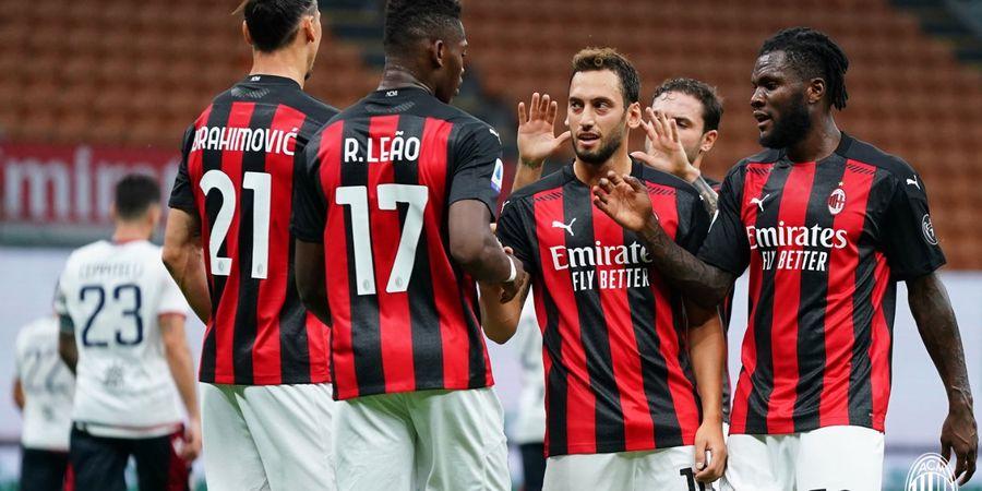 Sejak Punya Zlatan Ibrahimovic, AC Milan di Atas Juventus, Lazio, Inter Milan