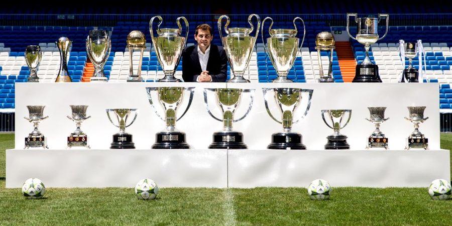 21 Tahun Berkarier sebagai Pesepak Bola, Iker Casillas Umumkan Pensiun