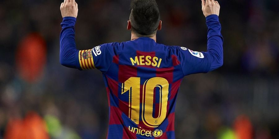 VIDEO - Gesture Misterius Lionel Messi di Camp Nou