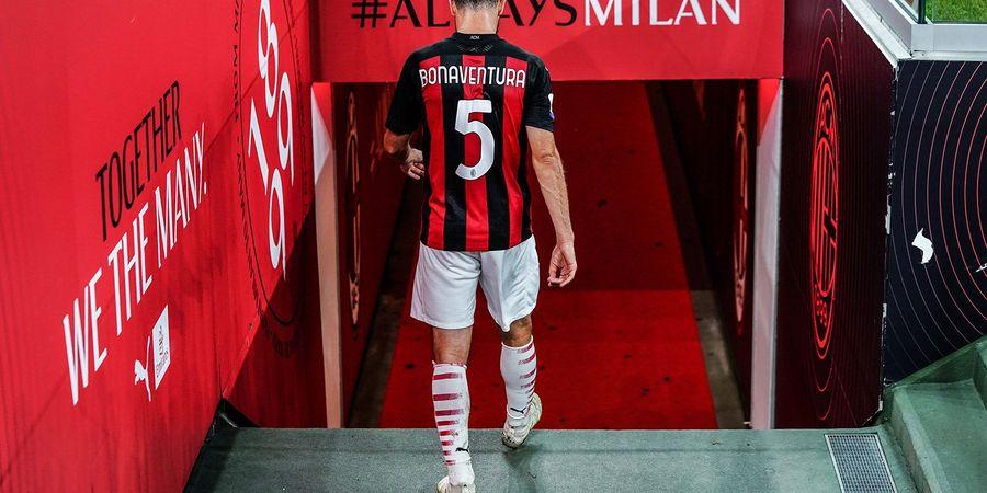 Datang Menangis, Pergi Menangis, Giacomo Bonaventura Pamitan pada AC Milan