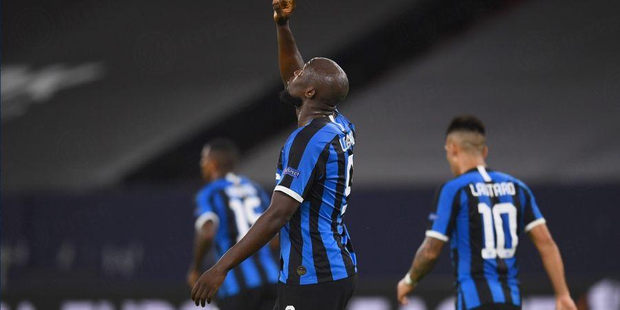 Starting XI Sevilla vs Inter Milan - Lukaku Memburu Gol Ronaldo