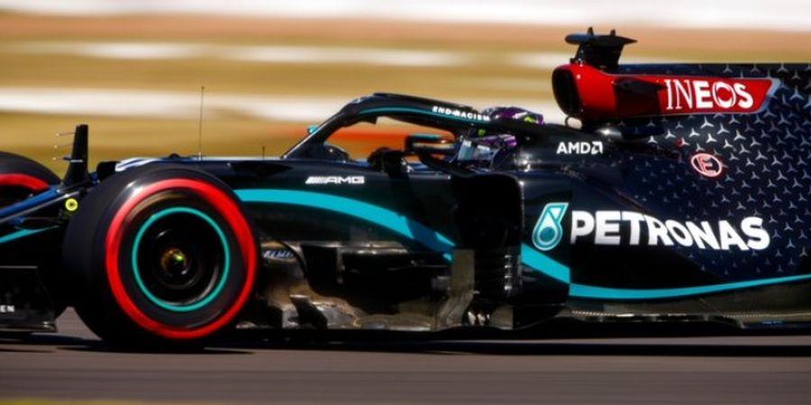 Hasil P3 F1 70th Anniversary GP - Cetak Lap Tercepat, Lewis Hamilton Jaga Momentum Kemenangan