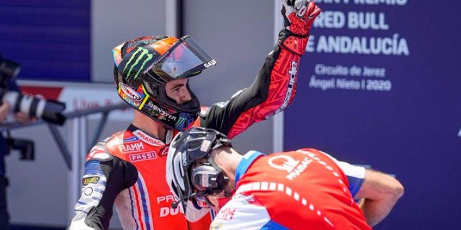 Bak Jadi Tim Sukses, Marco Melandri Sebut Francesco Bagnaia Layak ke Ducati