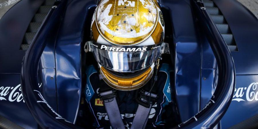 Sean Gelael Siap Hadapi Tantangan Gunakan Ban Lunak di Silverstone