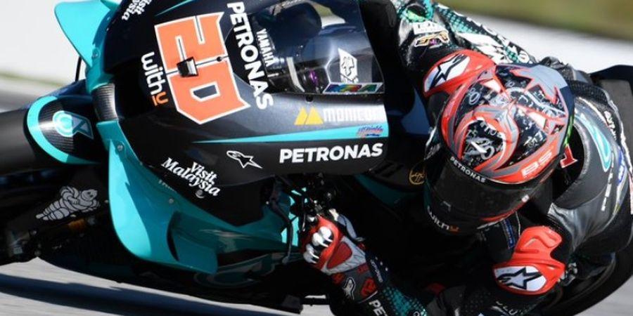 MotoGP Republik Ceska 2020 - Fabio Quartararo Ogah Dibebani Target Menang