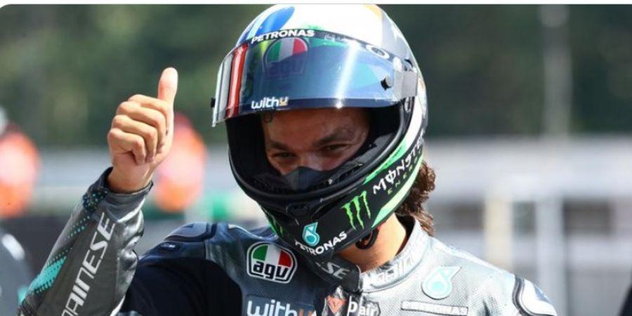 MotoGP Republik Ceska 2020 - Franco Morbidelli Sudah Nantikan Hasil Podium Sejak Awal