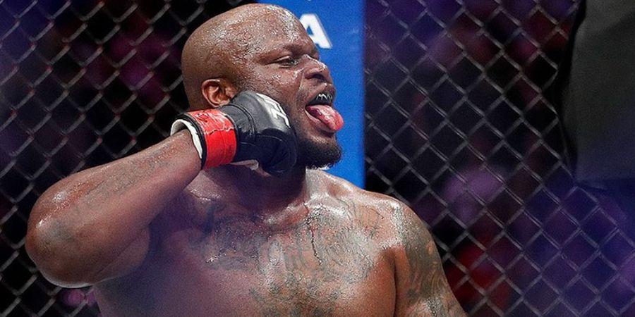 UFC Fight Night 174 - Jadi Raja KO, Penakluk Francis Ngannou Langsung Ingin Buang Air Besar