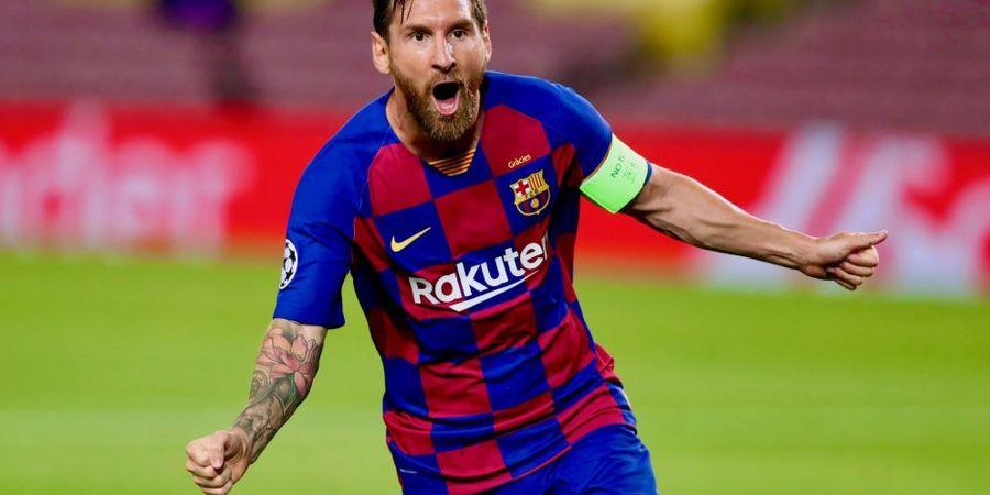 Bek Bayern Muenchen Ketawa Saat Ngobrolin Lionel Messi di Telepon